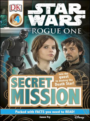 cover image of Star Wars Rogue One Secret Mission